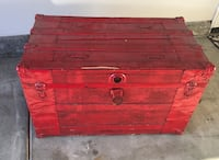 Antique Red Trunk Menifee, 92584