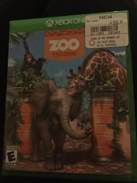 Xbox one zoo tycoon Saltville, 24370