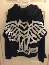 Boy London backlogo pullover hoodie