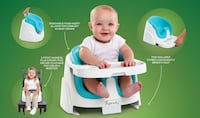 New!!  Ingenuity Baby Base 2-in-1 Booster Seat St Thomas, N5R 6M6