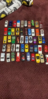 150 Toy cars