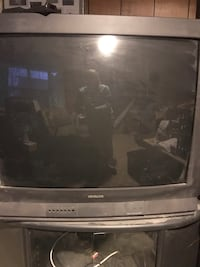 Black and gray crt tv Westminster, 21157