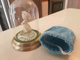 Precious moments collectable pewter figurine