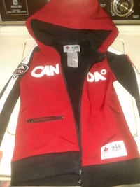 2010 Vancouver Canada Olympic Jacket
