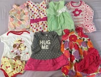 Girls baby clothing size 6-9 months Placentia, 92870