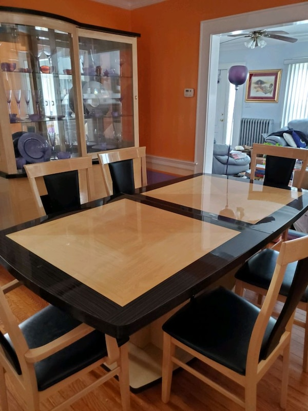 John Turano and Sons Italian Dining Room Table and