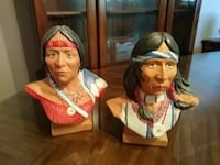 Indian Head Bust