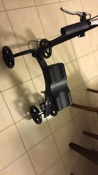 Black and gray mobility I drive scooter Lincoln, L0R