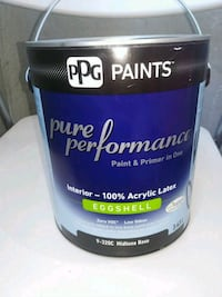 Pittsburg professional paint latex eggshell Toronto, M2M 4B9