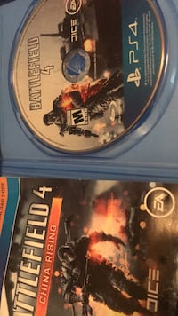 Battlefield 1 PS4 game disc with case Washington, 20020