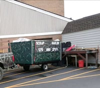 Free scrap and old appliance removal Lehigh County, 18109