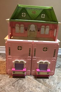 Barbie Toy House - Used Vaughan, L4J 8S4