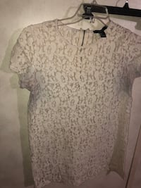 Short sleeve lace top Council Bluffs, 51503