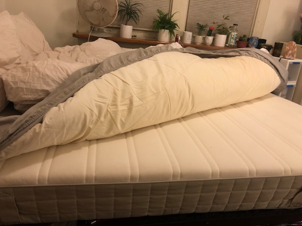 IKEA Queen spring mattress