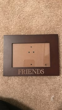 Brown friends photo frame Kirkland, 98034