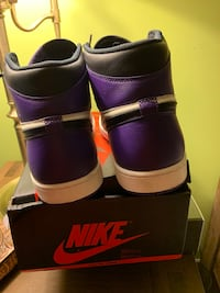 Court purple Jordan 1 Brampton, L6S 5V3