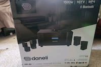 Daneli 5.1 Home Theater System Ellicott City, 21043