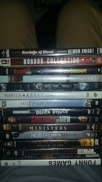15 $ for all or 5$ per movie