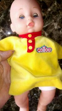 Doll talks
