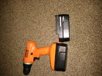 Black&decker power drill Silver Spring, 20906