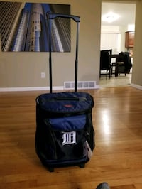 Detroit Tigers ICE MAX Rolling Cooler