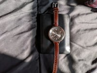 Fossil watch ladies leather band Guelph, N1L 1H3