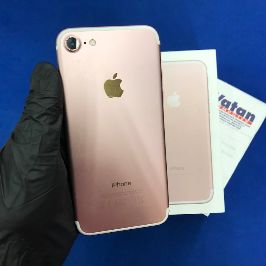 Apple iPhone 7 32GB Pembe 4a44f490-b09e-4f0b-9a45-0bff159c3931