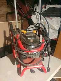 red and black pressure washer Maxville, K0C 1T0