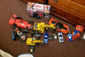 remote control toys $50 for all !