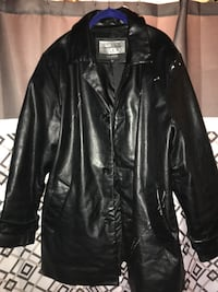 Wilson's leather jacket size large Franklin, 15909