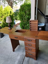 $25. Sewing/writing desk.