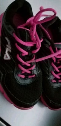 black-and-pink Nike running shoes Covina, 91722