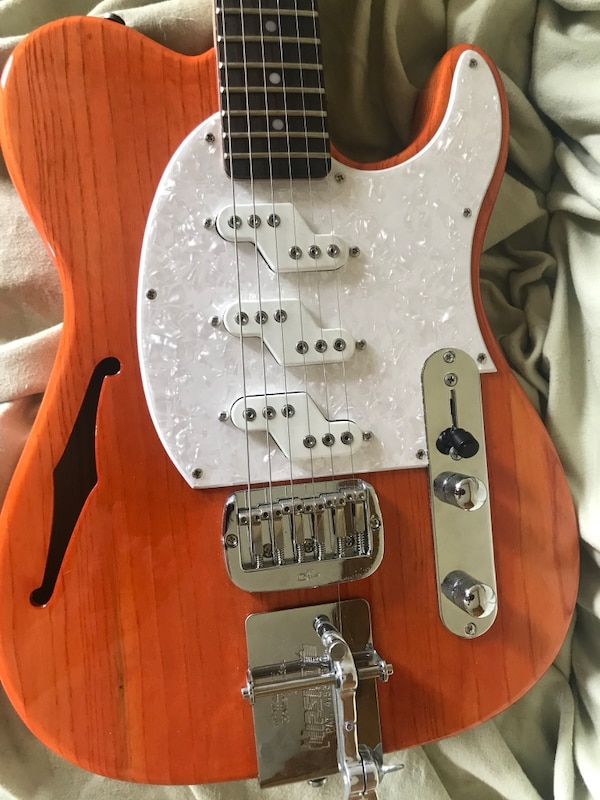 B Bender Guitar >> Used G L Will Ray B Bender Guitar For Sale In Sheshequin Letgo