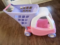 Toy cart  Châteauguay, J6J 5Y5
