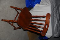 Brown Chair $10 Fullerton