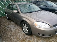 2007 Chevy Impala and 2006 Chevy Impala Florence