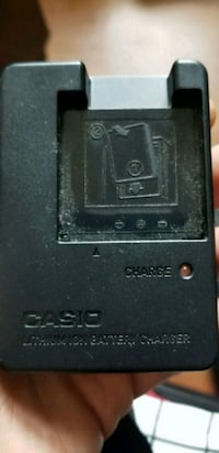 Casio battery charger - model BC-60L Vancouver, V5T 1P7