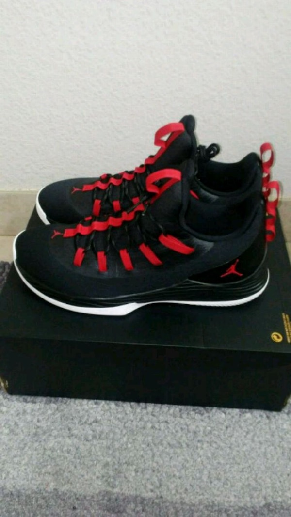 9913d785aa6 Used Jordan Ultra Fly 2 Low Black Red size 13 for sale in San ...