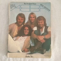GREAT SONGS OF ABBA MUSICBOOK