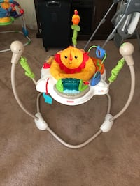 Fisher price baby bouncer/activity  Chesapeake, 23320