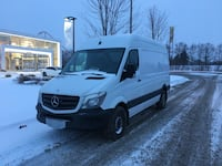 Mercedes - Sprinter  144WB High Roof- 2015 Toronto