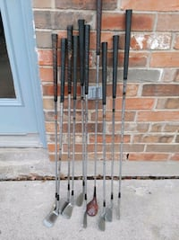 Golf clubs $3 each all for 20 iron driver putter Fort Worth