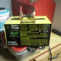 Battery Charger - John Deere VANCOUVER