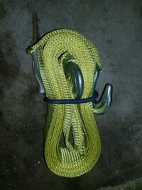 Autocraft, 30ft yellow Tow strap Louisville, 80027