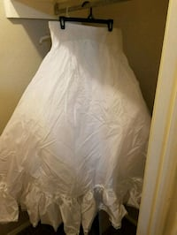 Wedding petticoat  Grand Prairie