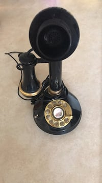 "Vintage candlestick rotary phone ""Roaring 20s"" Atascadero, 93422"