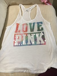 White and green tank top Manito, 61546