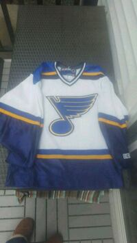 Excellent condition St. Louis Blues Jersey Coquitlam, V3B 3H7