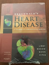 New Braunwald's Heart Disease Book