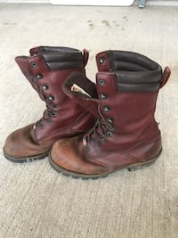 Red Wings Lineman insulated water proof boots Culpeper, 22701